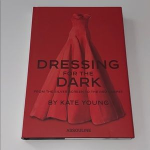 Assouline Dressing For The Dark Coffee Table Book